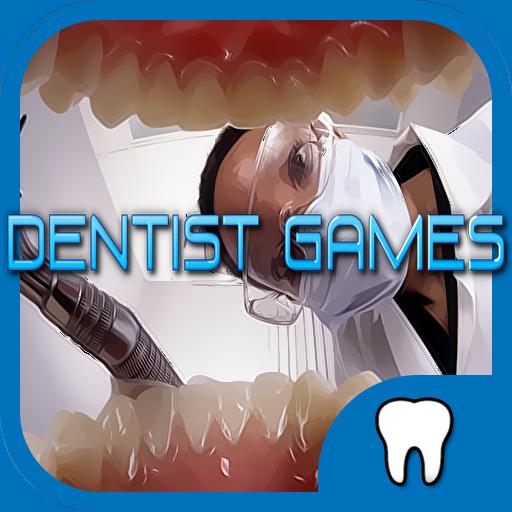 牙醫遊戲的孩子 LOGO-APP點子