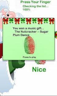 Santa's Naughty Nice Scanner - screenshot thumbnail