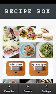 Recipe Box - screenshot thumbnail