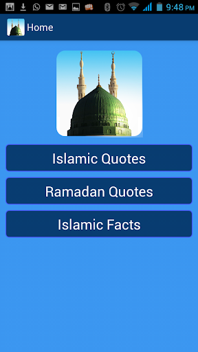 Islamic Quotes Facts