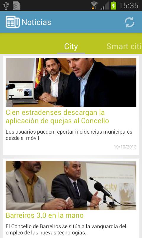 city4galicia - screenshot