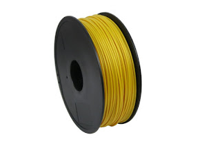 Gold ABS Filament - 3.00mm