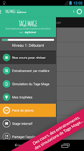 Tage Mage avec digiSchool- screenshot thumbnail