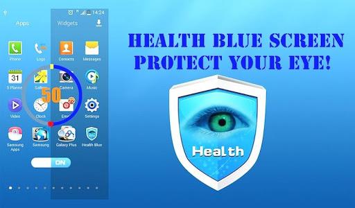 Blue Light Filter to Care Eye