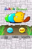 Screenshot of Bubble Beaver Game [ demo ]