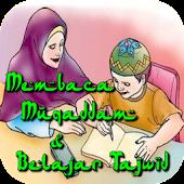 Muqaddam Lengkap & Tajwid