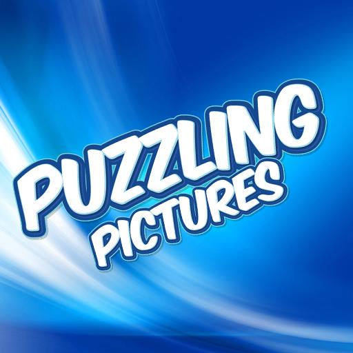 Puzzling Pictures LOGO-APP點子