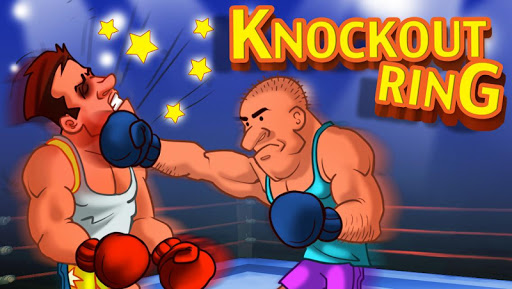 淘汰賽環:拳擊比賽!