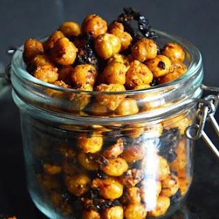 Bruschetta Roasted Chickpeas