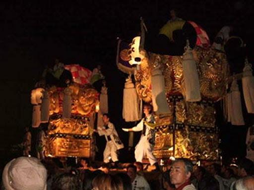 土居太鼓祭り
