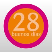 28 Buenos Días