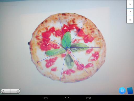 Pizza Split Lite