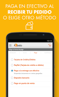 Linio - Tienda en línea - screenshot thumbnail