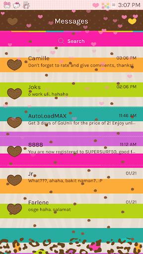 Shake It GO SMS