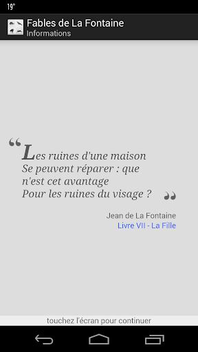 La Fontaine Audio - Sélection
