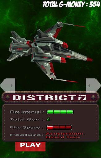 Uzay Savaşı : Yasak Bölge 7 3D