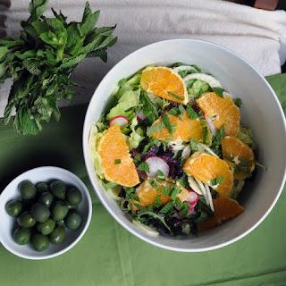 Sicilian Salad.