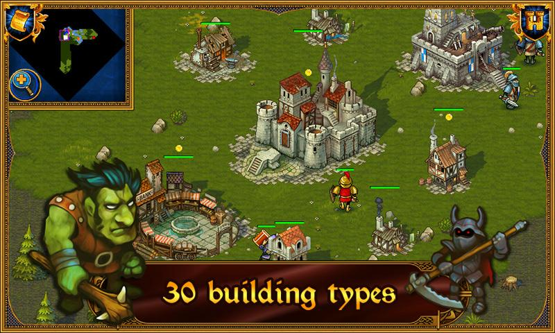 Majesty: Fantasy Kingdom Lite - screenshot