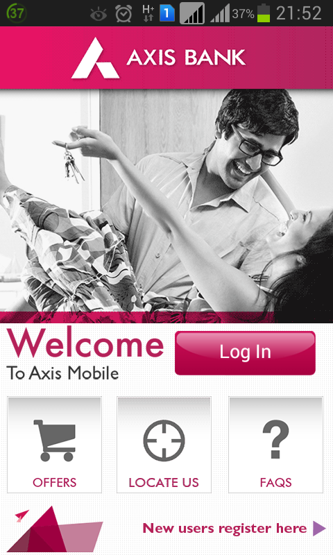 Axis Mobile - screenshot