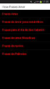 I Love Frases Amor - screenshot thumbnail