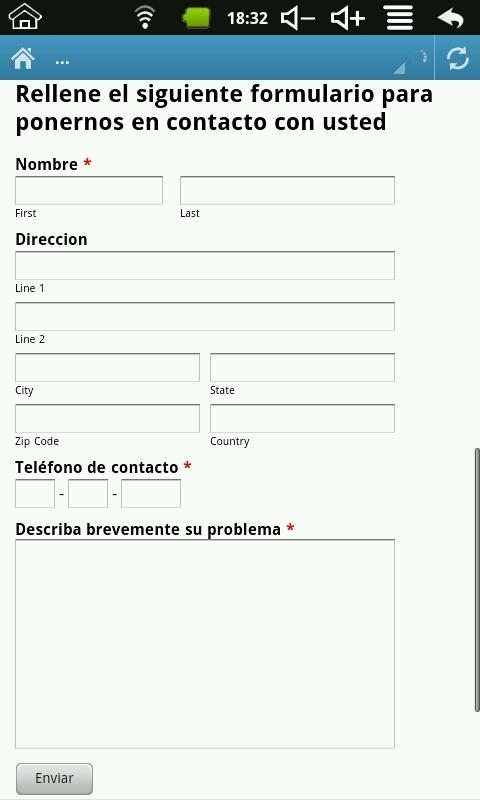 Fontanero 24h Madrid- screenshot