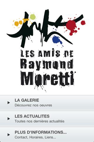Les Amis de Raymond Moretti