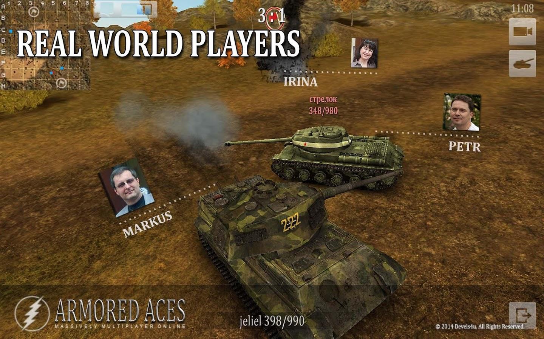 Armored Aces - screenshot