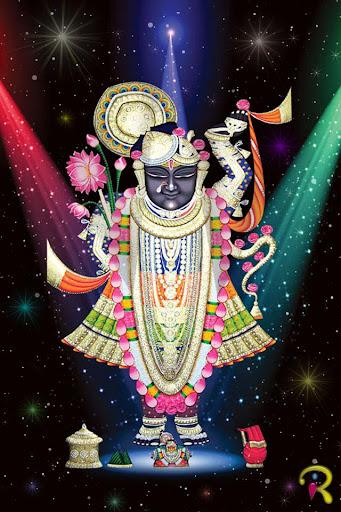 Shreenathji HD Live Wallpaper