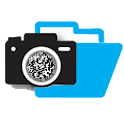 Share Photos Safely – Share2QR logo