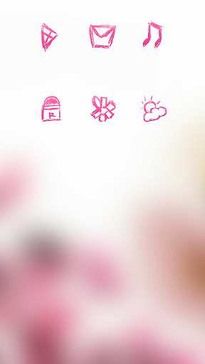 Zeon Pink Icon Pack -ON SALE