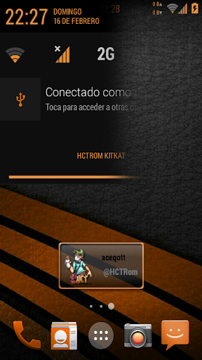 Theme HCT Holo Alazán CM-11