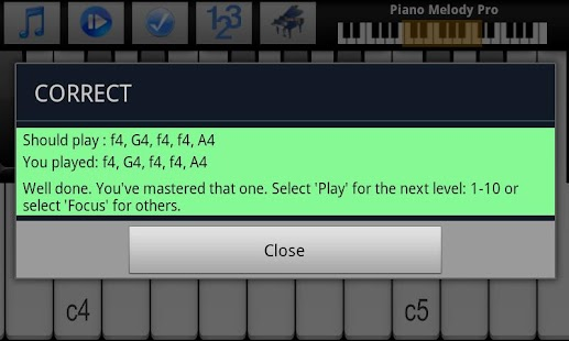 Piano Melody Pro - screenshot thumbnail
