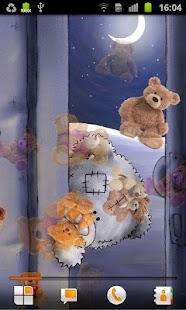 Teddy Bear Live Wallpaper - screenshot thumbnail