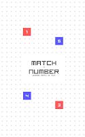 Screenshot of Match a Number
