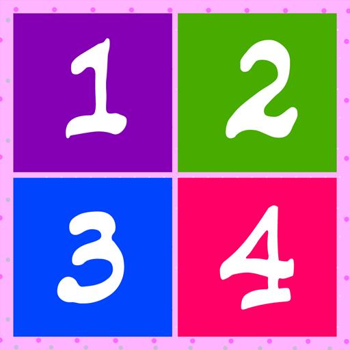 婴儿数目和颜色的学习 教育 App LOGO-APP試玩