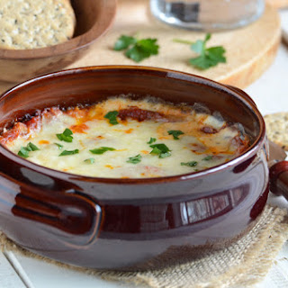Baked Pizza Dip.