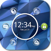 Burst Go Locker Theme (FREE)