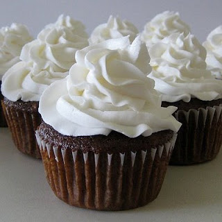 Root Beer Cupcakes.