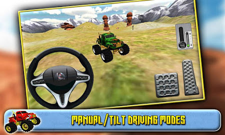 3D Monster Truck Driving 1.6 screenshot 41586