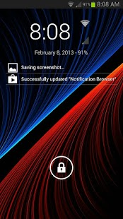 Notification Browser- screenshot thumbnail