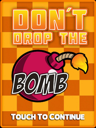 Don't Drop the Bomb