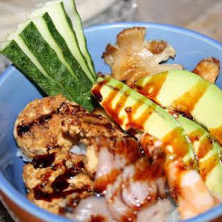 Sushi Bowl.