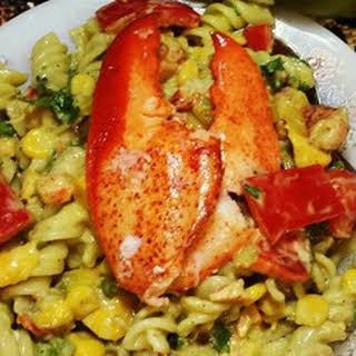 Caribbean Crabmeat Salad.