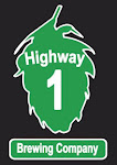 Logo for Highway 1 Brewing Company