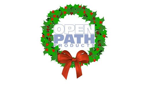 OpenPath AR Holiday Card