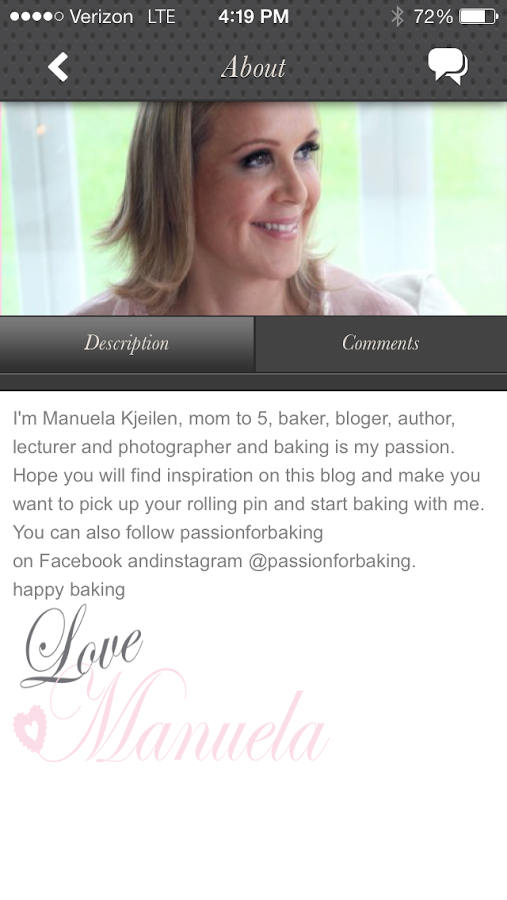 Passion4Baking - screenshot