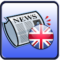 UK News in App- Adfree logo