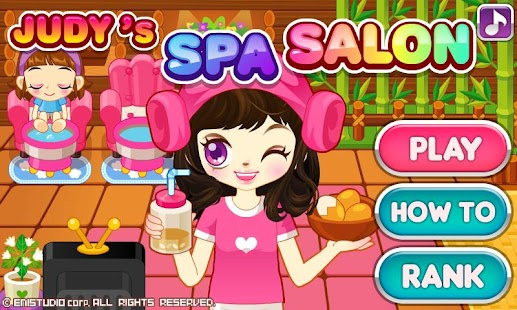 Judy's Spa Salon - screenshot thumbnail