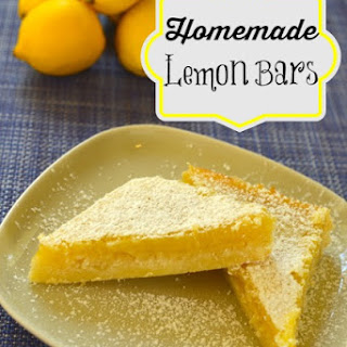 Lemon Bar.