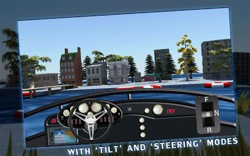 船驾驶3D模拟器